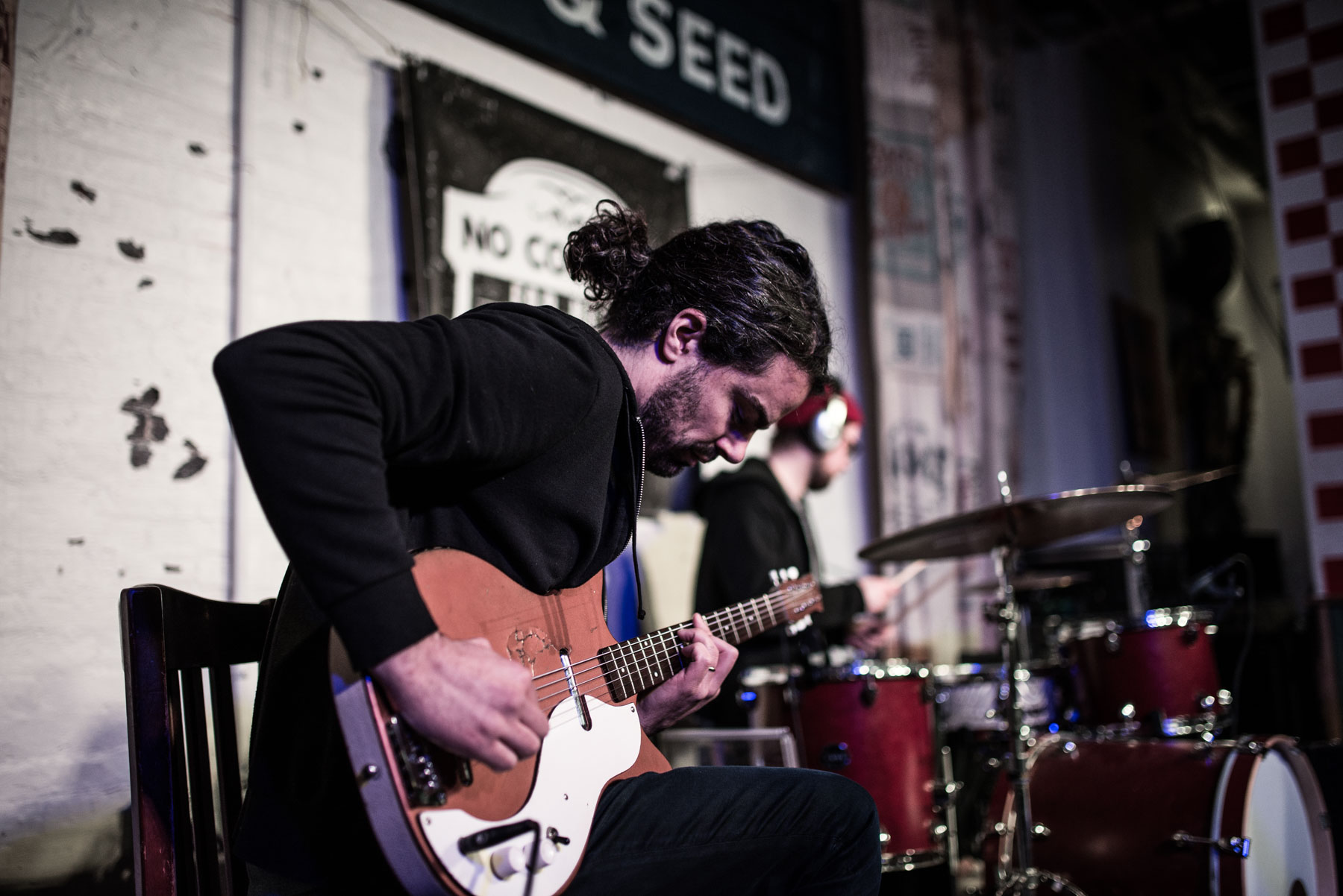 [REVIEW + PHOTOS] Poema, Whissell, & Natalie Royal   2.16.16 @ Acme Feed & Seed