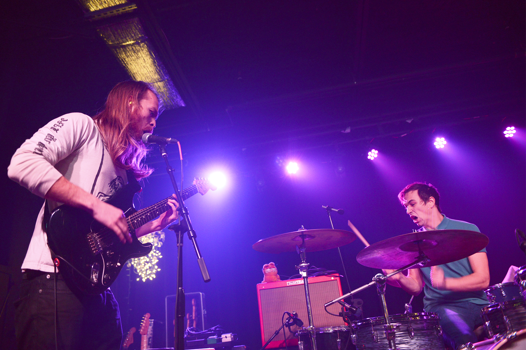 REVIEW: Bully w/ Music Band & Watcher   2.11.16 @ The Basement East