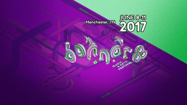 Bonnaroo Announces 2017 Festival Dates