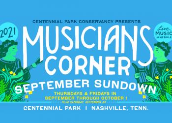 Musicians Corner Announces September Sundown Lineup