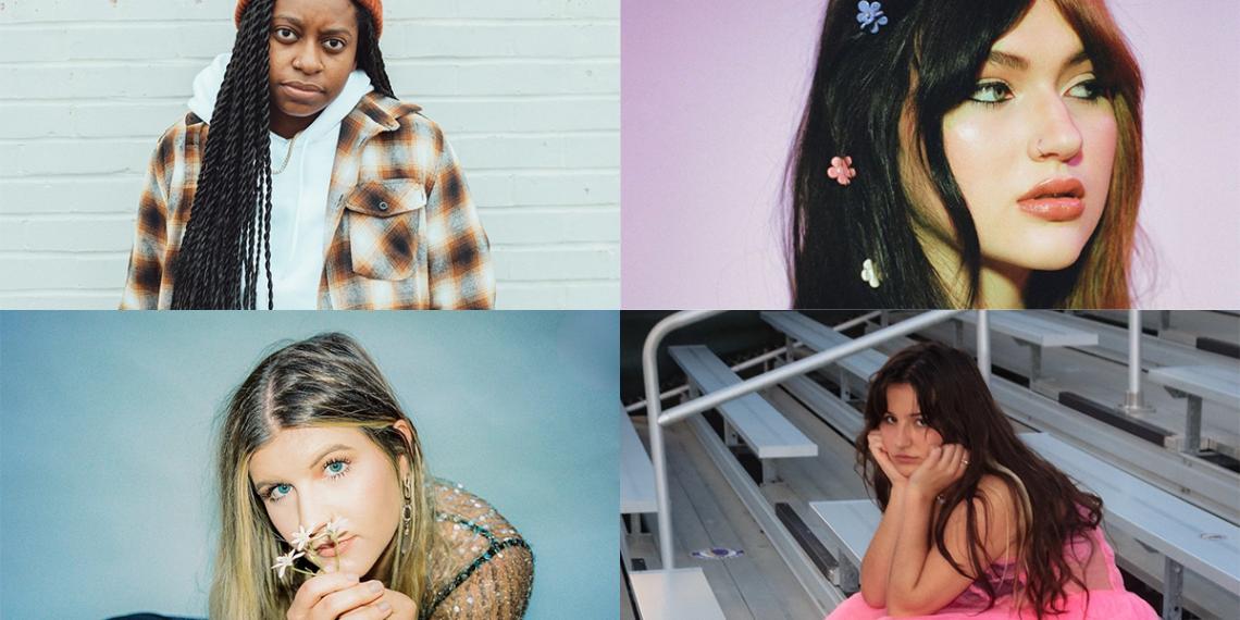 Bonnaroo 2021 Artist Spotlight: Women of Nashville Showcase (Daisha McBride, GAYLE, Gatlin, Abby Cates)